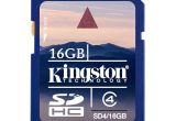 Kingston 16GB class 4 (Zin)Kingston 16GB class 4 (Zin)