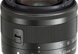 Canon 15-45mm F3.5-6.3 IS STM (USED)(15-45)