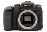 Sony Alpha DSLR-A100 Body(Demo)