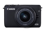 Canon EOS M10 (EF-M 15-45mm F3.5-6.3 IS STM) (Fullbox)