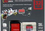 SanDisk Mobile microSDHC Card with Adapter 32GB(OEM)