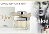 Chloé Eau De Toilette Natural Spray Vaporisateur 75ml (Box)