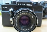 PRAKTICA EE3 LENS PENTACON 50MM F1.8 (MF)