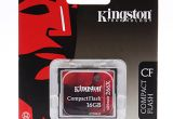 Kingston CF 16GB 266X (Zin)